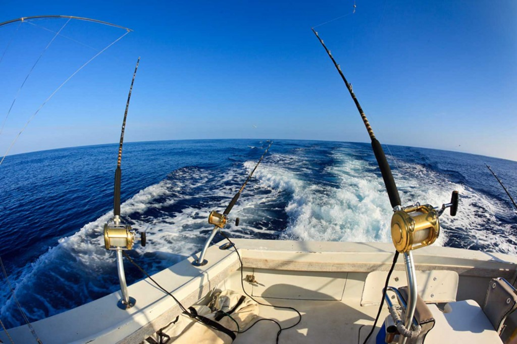 Daytime Fishing Charter 8am