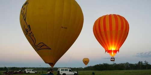 Product 60 Min Scenic Ballon Flight