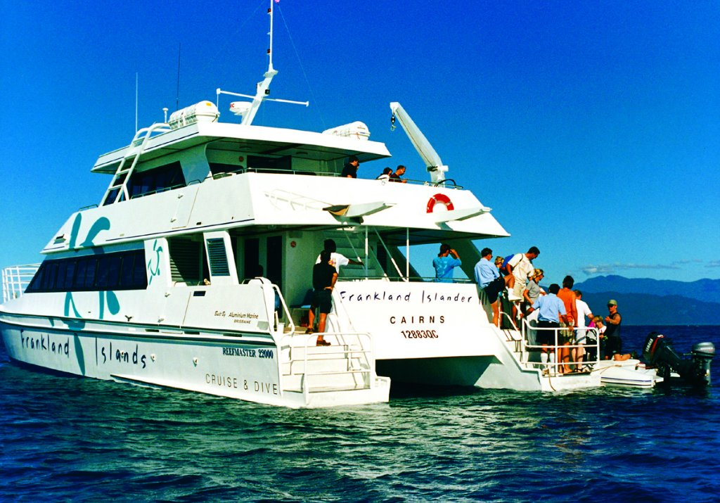 Product Frankland Island Cruise Inclusive