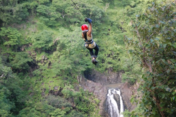 Product Canopy Tour From Guanacaste