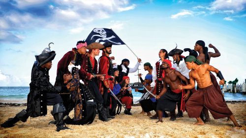 Product Caribbean Pirates