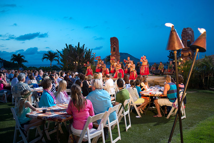 Product Chief's Standard Luau