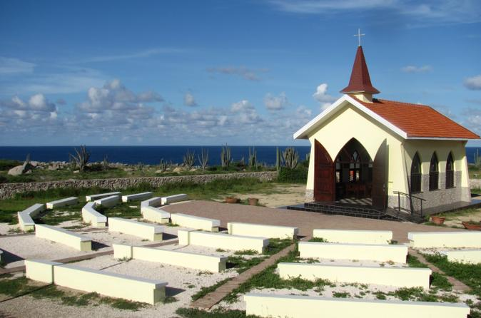 Product Discover Aruba Tour