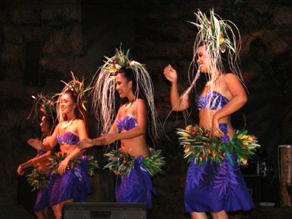 Preferred Drums of The Pacific Luau