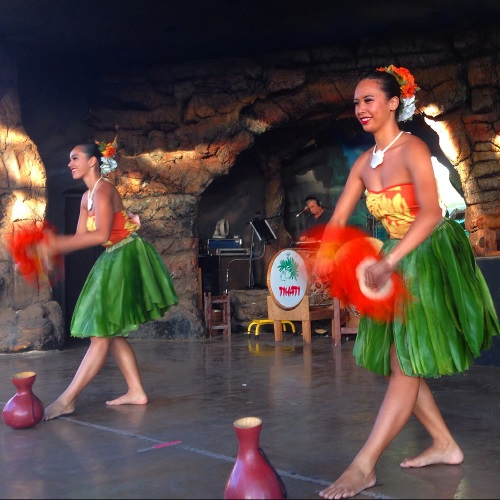 Product Standard Drums of The Pacific Luau
