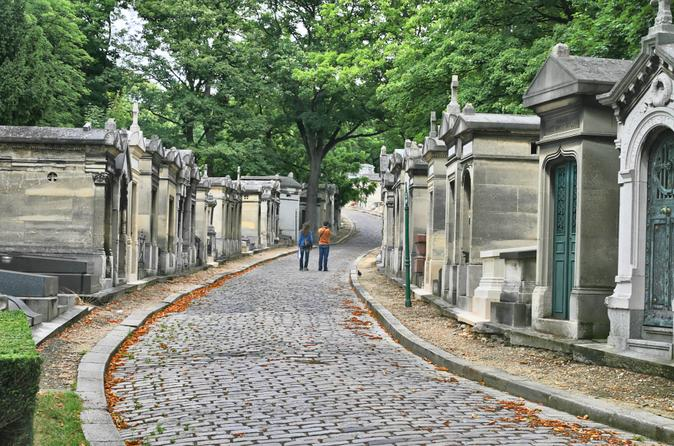 Product Famous Graves of Paris At Pere Lachaise Cemetery