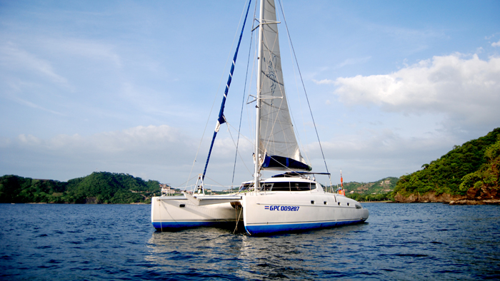 Product Catamaran Adventure