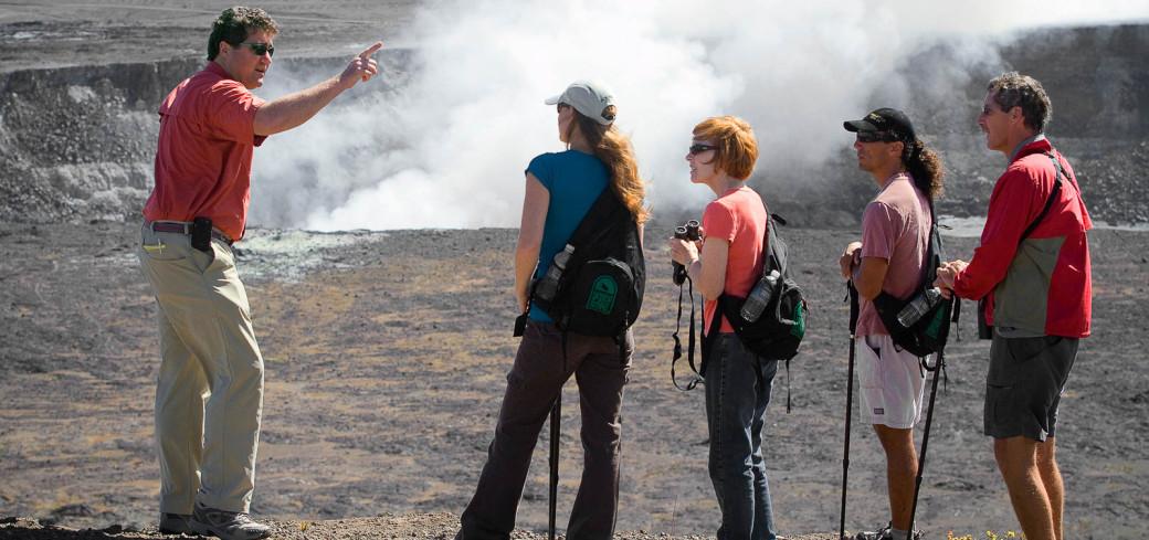 Volcanoes Extreme & Waterfall Swim (Hilo)