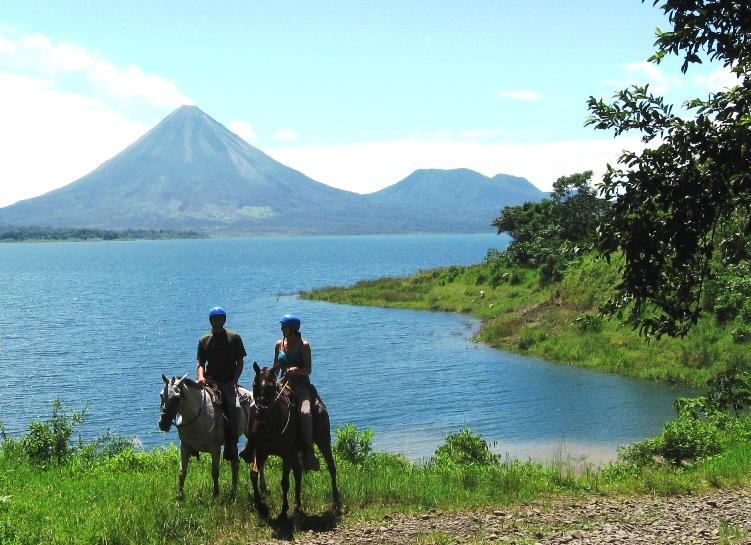 Product Horseback Ride From Monteverde