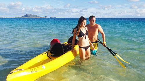 Product Kailua Beach Exp (8-9 am Pick-Up)