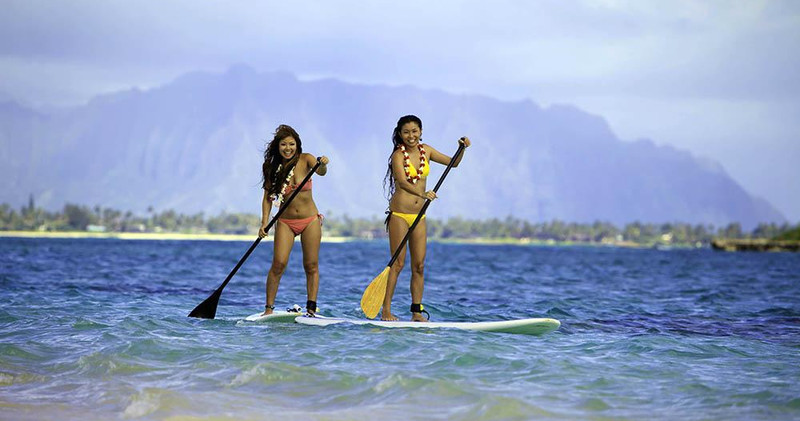 Stand Up Paddling Beginner Guided Lesson