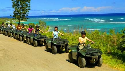 Kualoa ATV Ride