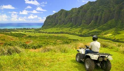Product Kualoa Ranch Experience Package