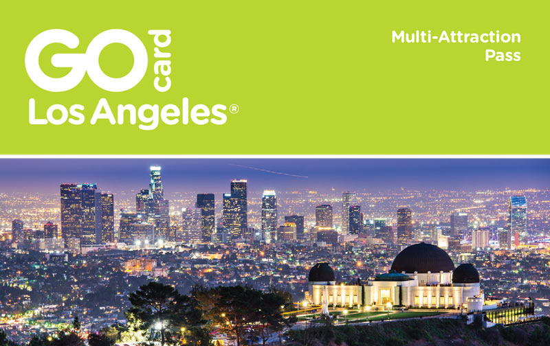 Product Los Angeles Go Card