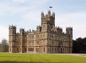 Downton Abbey, Oxford & Bampton Tour