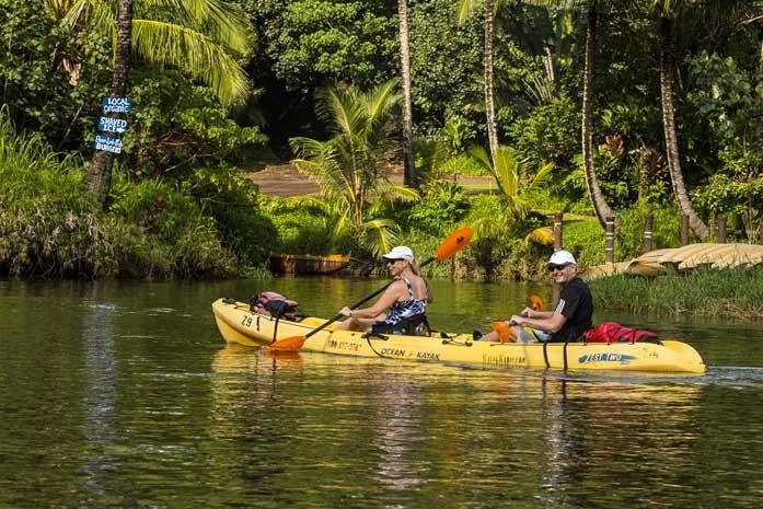 Product Ancient Kayak River Secret Falls Adventure