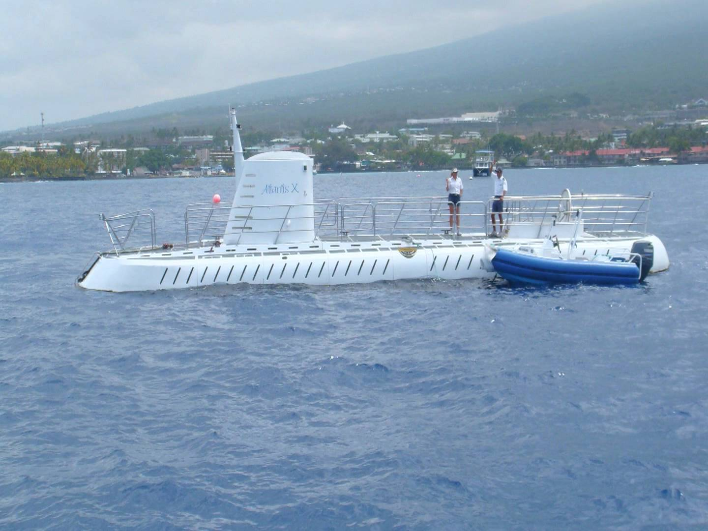 Atlantis Kona Submarine Adventure image 1