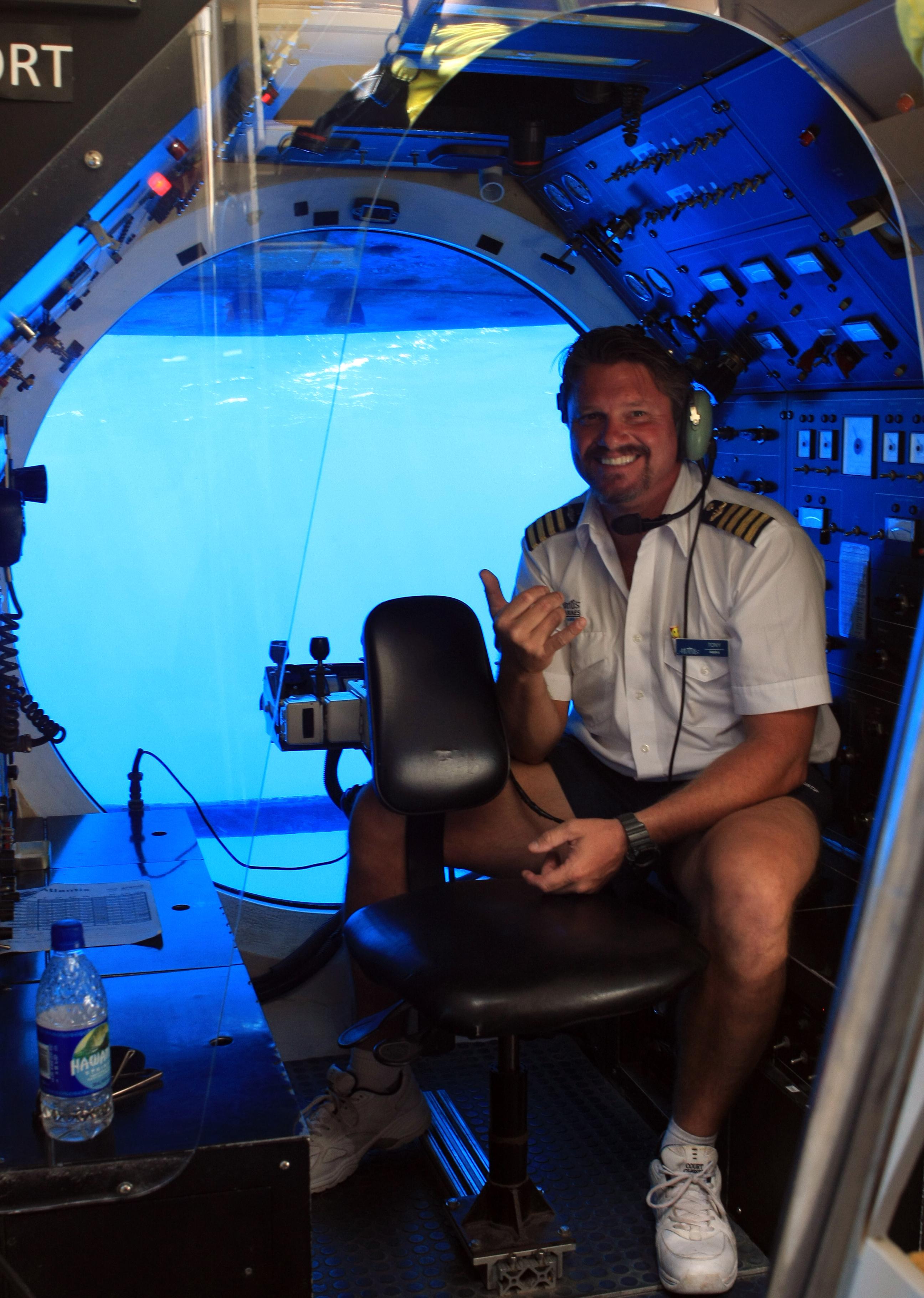 Product Oahu Submarine Tour