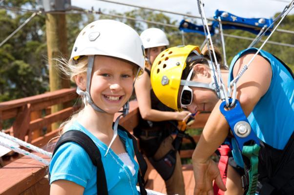 Upcountry Zipline Adventure - 5 Ziplines