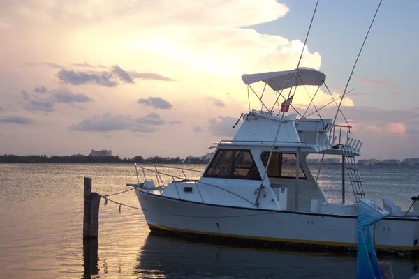 Product Deep Sea Fishing 4HR Riviera Maya Experience