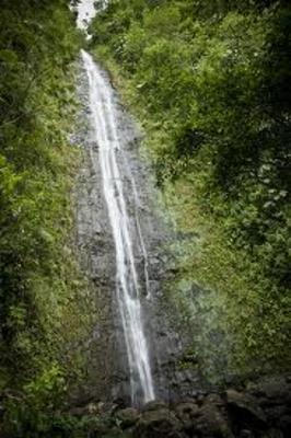Product Oahu Bike & Waterfall Hike