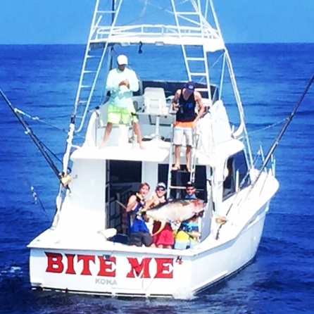 Private Fishing Charter 8 Hours