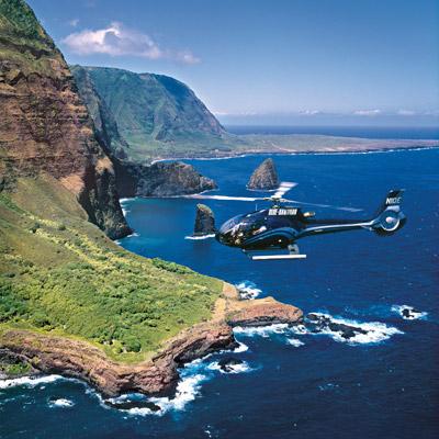 Product West Maui Molokai Helicopter Tour