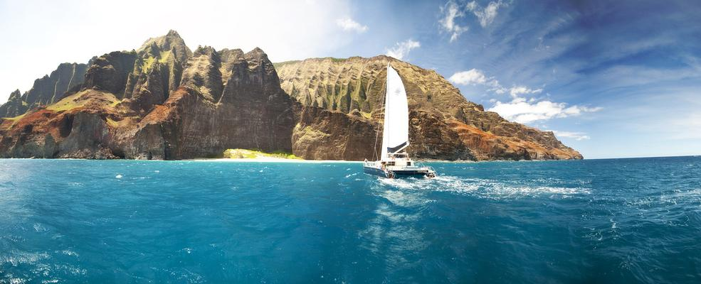 Star Na Pali Snorkel BBQ Cruise image 1