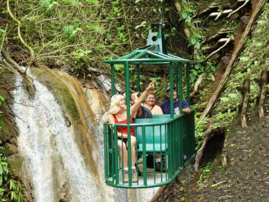 Product Aerial Tram Tour From Jaco