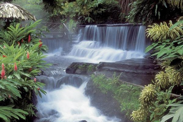 Product Arenal Volcano Hot Springs From Jaco