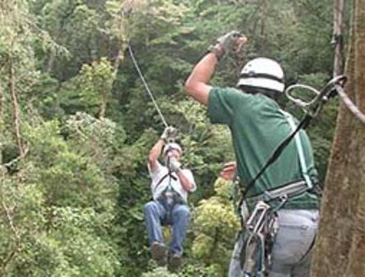 Product Canopy Tour From Monteverde