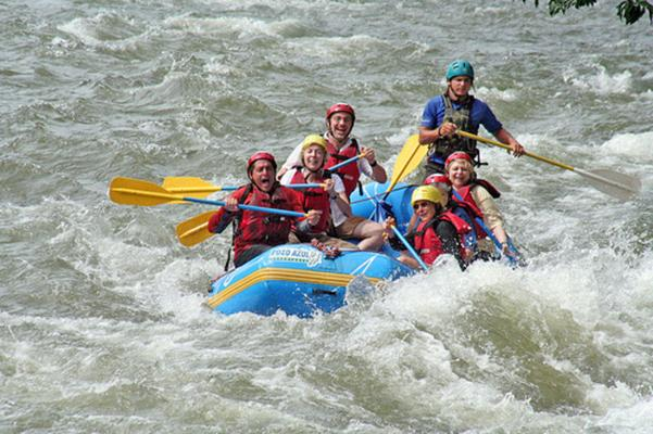 Product Pozo Azul Whitewater Rafting