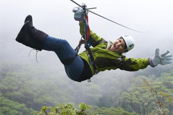 Product Arenal Zip Line Adventure