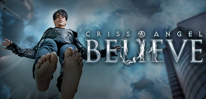 Product Criss Angel Believe Cirque du Soleil