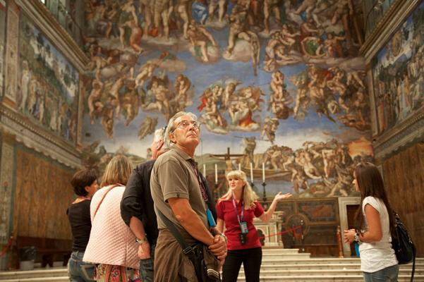 Product Skip The LIne Sistine Chapel and Vatican Museum