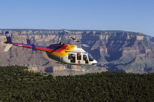 Product Grand Canyon S Rim-Bus w Heli