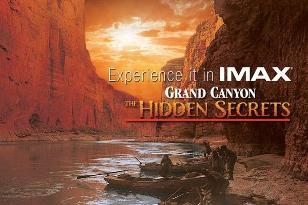 Product Grand Canyon South Rim Bus w IMAX