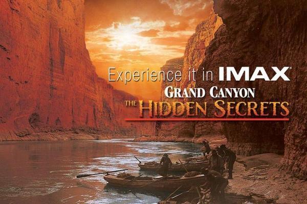 Product Grand Canyon South Rim Bus w IMAX