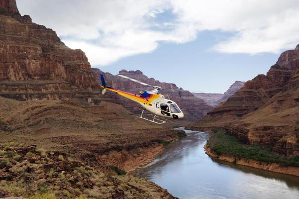 Product Grand Canyon W-Bus w Skywalk
