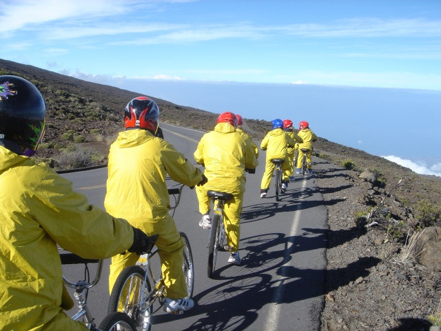 Product Haleakala Summit Deluxe Bike Experience