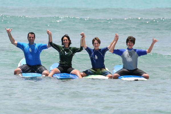 Waikiki Surf and Bodyboard Lessons
