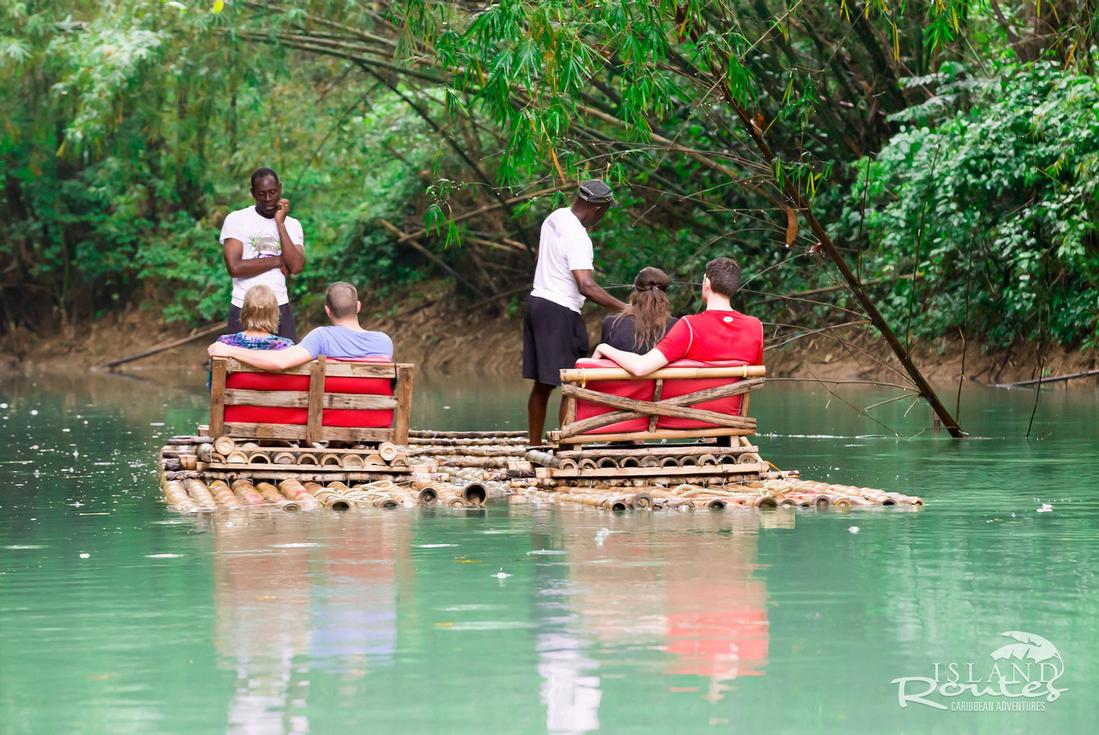 Product Bamboo River Rafting-Negril