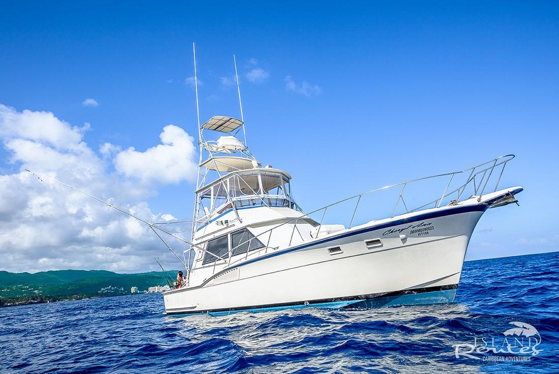 Product Deep Sea Fishing -Turks & Caicos