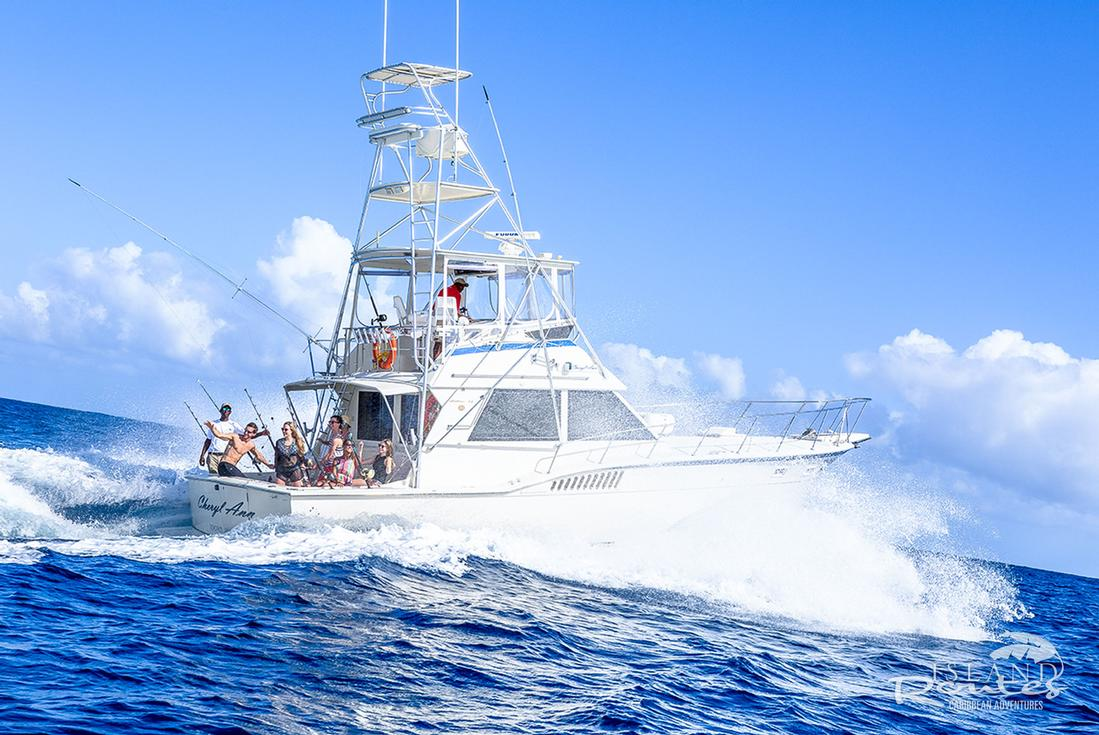 Product Deep Sea Fishing -Turks & Caicos