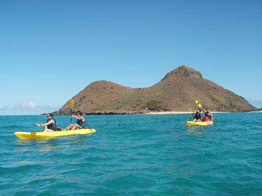 Twin Island Kayak Adventure