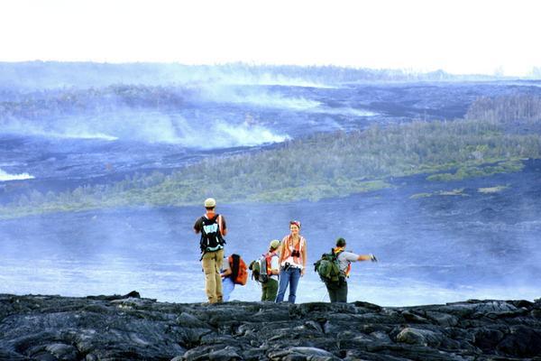 Evening Volcano Explorer image 3
