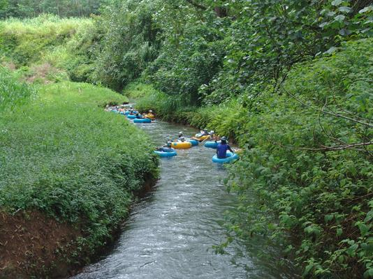 Kauai Backcountry Tubing Adventure image 2