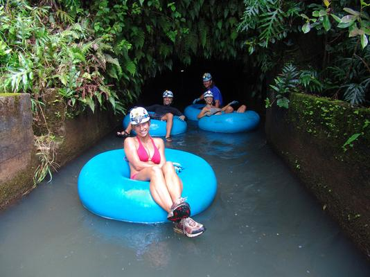 Kauai Backcountry Tubing Adventure image 1