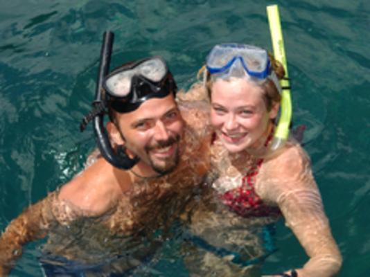 Na Pali Snorkel Catamaran Tour