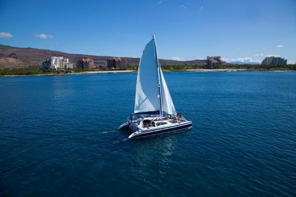 Catamaran Snorkel Sail Afternoon Adventure - C2